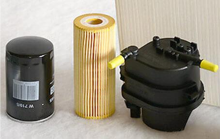 filtri ventilazione
